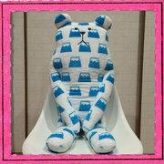 ジャパンクラフト抱き枕 フジサンスロース(くま)JAPAN CRAFT FUJISAN SLOTH C296-20【クラフトホリック/CRAFTHOLIC/抱き枕クッション/ぬいぐるみ】