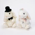 ウェルカムドール うさぎのロップイヤー Wedding Doll 日本製 【ウェディングドール/ウェディングぬいぐるみ】